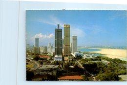 SINGAPORE - Timbre Oblitération - Singapour
