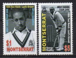 Montserrat - 2000 - Yvert N° 1021 & 1022 ** - Montserrat