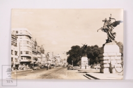 Original Photographic Postcard - Postal Mexico - Puebla - Avenida Juarez - - México