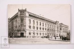 Original Photographic Postcard - Postal Mexico - Palacio De Correos - Yañez Nº 237 - México