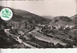 05 - Carte Postale Semi Moderne De  BARREME  Vue Aérienne - Autres Communes