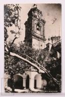 Original Photographic Postcard - Postal Mexico - San Francisco Acatepec - Puebla - Osuna - México