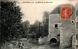 MEUSNES Canton Saint-Aignan Moulin à Eau Water Mill LOIR-ET-CHER 41130 En L'Etat - Altri Comuni