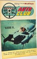AUTO CLUB  ALLEGATO  ALBI INTREPIDO - N. 836  ( 110319) - Livres, BD, Revues