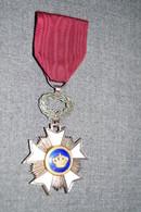 Décoration,insigne,médaille,militaire,originale En Très Bel état De Collection - 1939-45