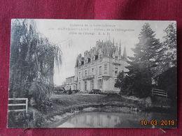 CPA - Haute-Goulaine - Château De La Châtaigneraie (Côté De L'Etang) - Haute-Goulaine