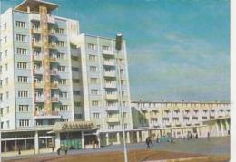 77270- ULAANBAATAR- BAYAN GOL HOTEL, CAR - Mongolie