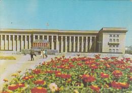 77271- ULAANBAATAR- GOVERMENT PALACE - Mongolie
