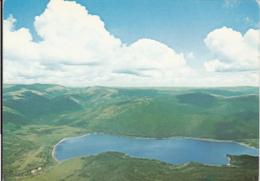 77275- A MOUNTAIN LAKE, PANORAMA - Mongolia