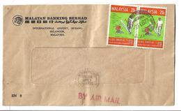 Malaysia Airmail 1976 75th Anniv Institute Medical Research Diagnosis Rare - Malaysia (1964-...)