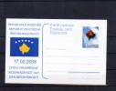 Kosovo 2008 Unabhaengigkeit / Independence Michel Ganzsache Postfrisch / Unmounted Mint - Kosovo