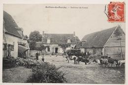 Authon-du-Perche. Intérieur De Ferme - Autres Communes