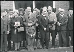 SERSKAMP   FOTO 1973  10 X 7 CM  -  GOUDEN BRUILOFT  ( HUY????  ) - Wichelen