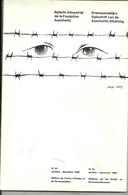 Bulletin Trimestriel De La Fondation Auschwitz, N° 22 De Octobre-décembre 1989 - Histoire
