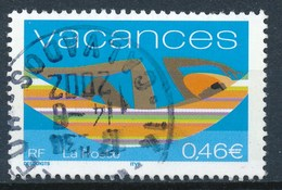France - Bonnes Vacances 2002 - YT 3493 Obl - France