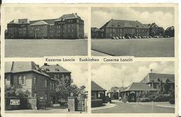 RB - Kazerne Loncin - Euskirchen - Gelopen Kaart 1953 - Lot Nr. 42 - Casernes