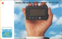Vietnam - GPT, Saigon ABC Sample, Test, 150.000 Dong, 1994, Mint As Scan - Vietnam