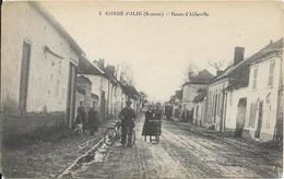 CONDE FOLIE Route D' Abbeville - Frankrijk
