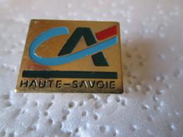 PIN'S   Credit Agricole  HAUTE SAVOIE - Banken