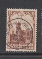 COB 270 Oblitération Centrale SOLRE-SUR-SAMBRE - Used Stamps