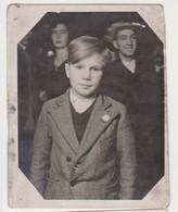 26911 Douze 12 Photos Enfant Fillette Velo - Belgique Garçon Child Boy Girl - Personnes Anonymes