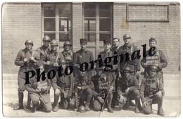Carte Photo - Militaires Militaire Militaria Armée Soldats Bidasses Guerre - War, Military