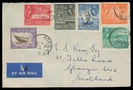 BC - Aden - 1955. Aden - Scotland. Multifkd Air Env. - Unclassified