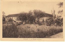 CAMBODGE - BANAM - LA MISSION CATHOLIQUE - Cambodge