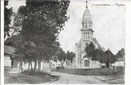 CARDONNETTE L' Eglise - France