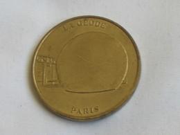 Monnaie De Paris  - LA GEODE - PARIS 1997/1998  **** EN ACHAT IMMEDIAT  **** - Non-datés