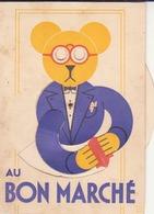 Pantin Articulé Au Bon Marché - Publicités