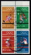 Bund 1972, Michel# HBl. 22 O Olympia 1972 - Se-Tenant