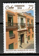 Cuba 2018  / Marqués De Arcos Palace Architecture MNH Arquitectura Palacio Architektur / Cu11602  C3 - Arquitectura