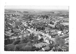 DOMPIERRE Sur BESBRE  (cpsm 03)  Vue Générale Aérienne   -  L 1 - Autres Communes