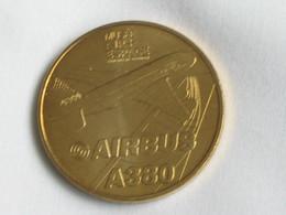 Monnaie De Paris 2011  - Musée Air Et Espace - AIRBUS A 380  **** EN ACHAT IMMEDIAT  **** - Monnaie De Paris