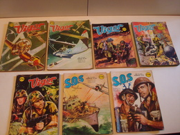 B D Pocket : Vigor 5 N° Et Sos 2n° . 1965 - Lots De Plusieurs Livres