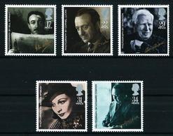 Gran Bretaña Nº 1195/9 (CINE) Nuevo - Cinema