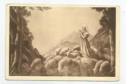 71 Saone Et Loire - Digoin Panneau Décoratif De L'église Sainte Bernadette Par Louis Charlot - Digoin
