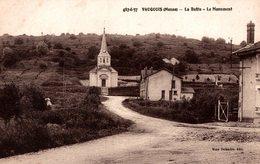 3780-2019     VAUQUOIS   LA BUTTE  LE MONUMENT - Francia