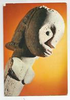 Afrique Gabon L'art Gabonais Statuette Fang Mbieri - Gabon