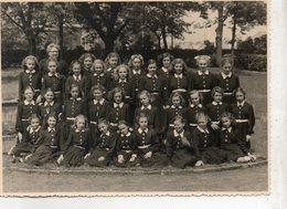 Schoolfoto  FOTOKAART   12.50 OP 17.50 CM - Unclassified