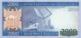 MAURITANIA P. 20 2000 O 2011 UNC - Mauritanie