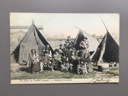 ROMANIA - Tigani Romani - Gypsy - Gitan - Zigeuner - Rumania