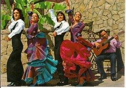 L35B004 - Espagne Typique - Ballet Fiesta Flamenca - SAVIR N°2.038 - Danses
