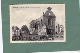 WAVRE  -  Place De L'Hôtel De Ville Et Rue De Nivelles (1940) - Wavre