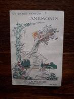 Petit Calendrier Publicitaire. Parfum  Anémonis.  1928 - Calendars