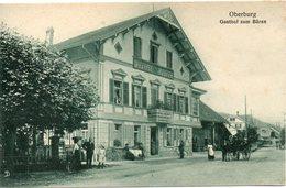 OBERBURG GASTHOFT ZUM BAREN - Svizzera