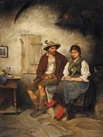 @@@ MAGNET - Mathias Schmid, The Courtship - Publicitaires