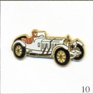 Pin's - Automobile - Mercedes / SSK De 1927. Est. A.Bertrand Paris. Zamac. T252-10 - Mercedes