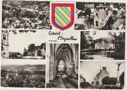 Nièvre :  CORVOL - L '  ORGUEILLEUX  : Vues - Autres Communes
